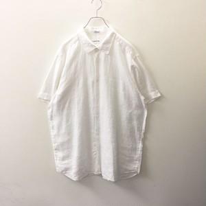 Calvin Klein ホワイトシャツ リネン size L メンズ 古着
