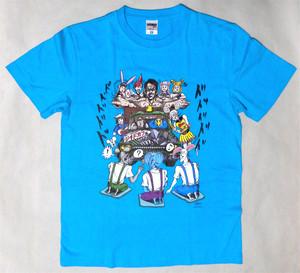 リイドカフェTシャツ (ターコイズ)