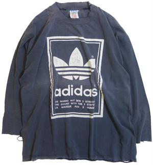 【L】 90s adidas ロンT