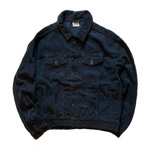 太畝corduroy tracker  jacket ネイビー