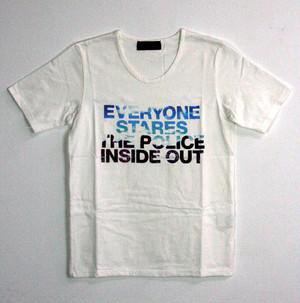 ポリス インサイド・アウト Tシャツ(M)