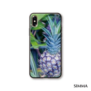 【Blue_pineapple】by 小野澤篤人/AMAZONICA iPhoneケース