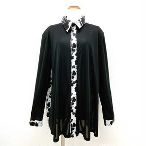 【nijimi】ニットシャツ TypeB
