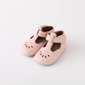NINOS ファーストシューズ・Tストラップ(ピンク)
