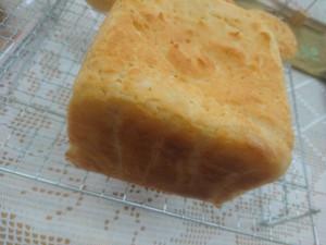 グルテンフリー大豆粉入り米粉食パン