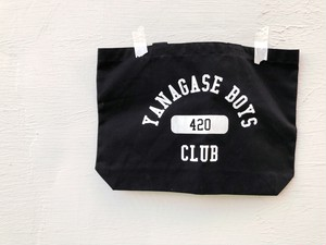 YBC - TOTE BAG (BLACK)