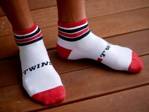 TWINS sports socks