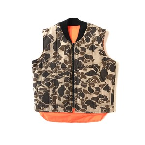 """"""" UNKNOWN BRAND """" Reversible Quilting Vest"""