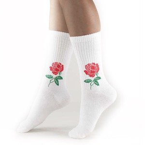 【MaryJaneNite】ROSE SOCKS
