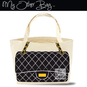 My Other Bag マイアザーバッグ トート Carry All キャリーオール ラージサイズ Jackie Classic Black