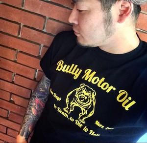 Bully Moter Oil CO Tシャツ