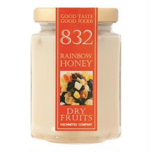 DRY FRUITS(ドライフルーツ) RAINBOW HONEY 180g