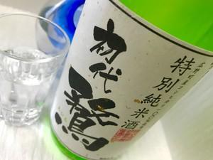 特別純米酒 初代 鶩(あひる)