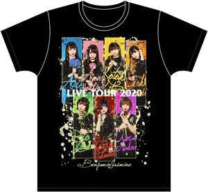 BenjaminJasmine Live Tour 2020 Tシャツ