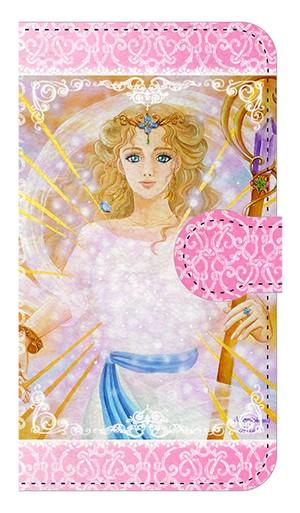 【鏡付き Sサイズ】成功の女神 フェリキタス Success Muse Felicitas 手帳型スマホケース