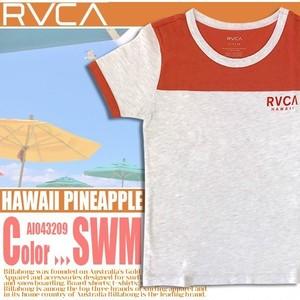ルーカ RVCA 人気ブランド Tシャツ 半袖 カジュアル AI043-209
