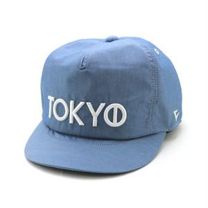 TONBOW の TOKYO CAP -CORDURA DENIM-