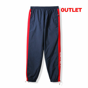 【アウトレット】BUTTER GOODS RUNNER TRACKSUIT PANT NAVY / RED サイズS
