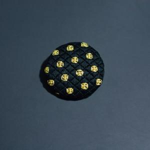 刺繍ブローチ|キララ