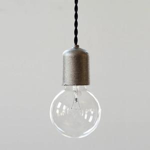 Socket Lamp Iron|鉄