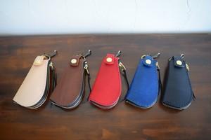 zipper key case ジッパーキーケース