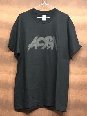 THEシンプルロゴTシャツ黒ver.