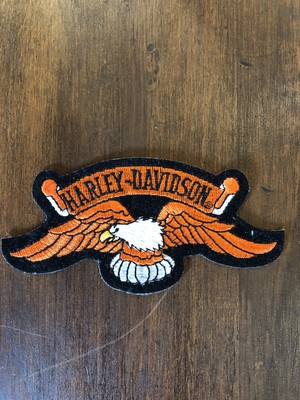 PATCH HARLEY-DAVIDSON