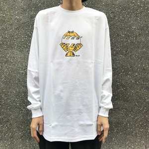 横山裕一 × MAT monster L/S Tshirt