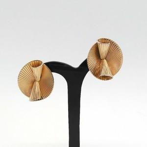 NAPIER シルバー925 デザインイヤリング