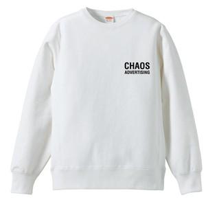 【WEB受注会】Chaos Advertising オリジナルスウェット