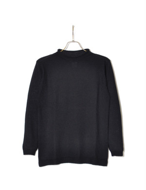 HI GAUGE HI-NECK KNIT / Sasquatchfabrix.