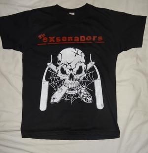 THE EXSENADORS Tシャツ(S/M/Lサイズあります)