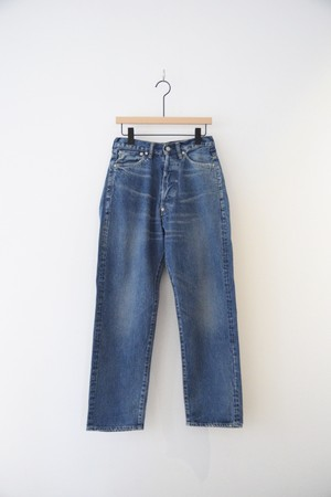 【ORDINARY FITS】OF-P033 NEW FARMERS 5P DENIM used