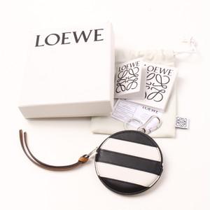 ロエベ LOEWE コインケース ストライプ [全国送料無料]r017534