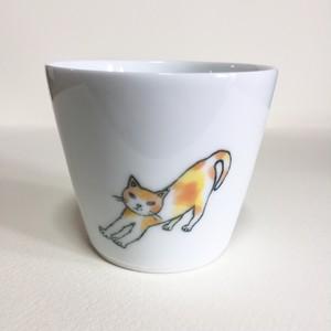 【105220C216】波佐見焼 陽だまり プチカップ
