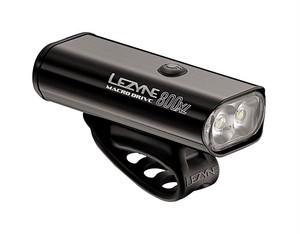 LEZYNE レザイン MACRO DRIVE 800XL [800LUMEN USB LED LIGHTS] BLACK