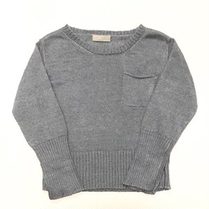 MARGARET HOWELL KID'S LINEN SWEATER