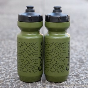 CADENCE / Pulsar Water Bottle (olive/black)