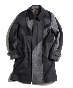 PW PANEL COAT / ANREALAGE