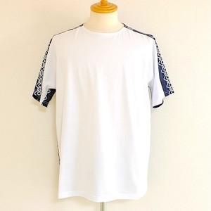 Switch Botanical Fabric Cut & Sewn White × Black