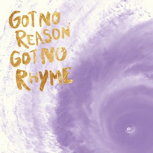2nd LIVEアルバム「GOT NO REASON GOT NO RHYME」