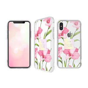 CaseStudi ケーススタディ iPhone Xs / X / XR / Xs Max  PRISMART Case 2018 花 ヌーベル Nouvelle 耐衝撃 ケース 国内正規品