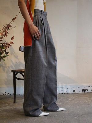 80s wool pants