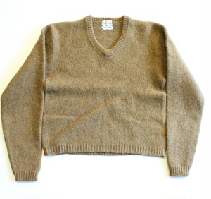 1960's〜1970's Vintage mohair sweater