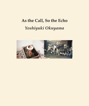 【EVENT TICKET】12/23 12:00 写真集『As the Call, So the Echo』発売記念 奥山由之トーク&サイン会