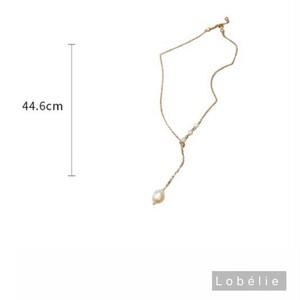 鎖骨がキレイに見えるネックレス LABYHN1428