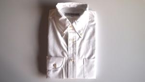INDIVIDUALIZED SHIRTS / CambridgeOxford ButtonDown StandardFit[WHITE]