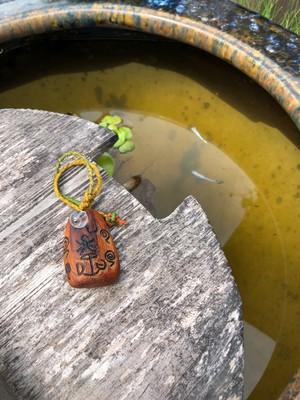神代象形(守護)お守り&真名井の水和紙