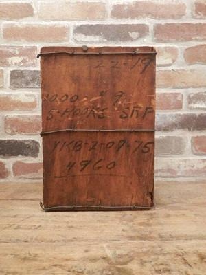 品番3523 木箱 /  wooden box 011