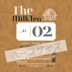 The Milk Tea〔№ 02〕[ハーフサイズ]